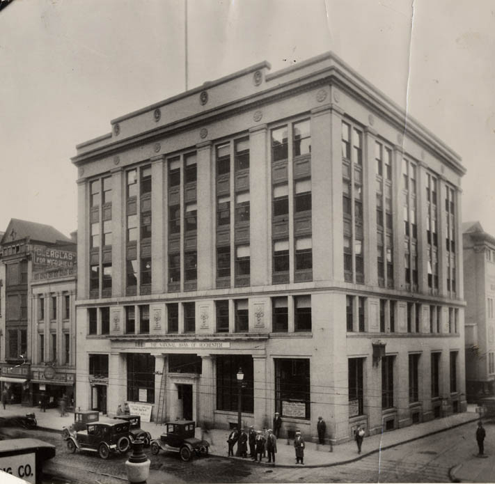 National Bank of Rochester [PHOTO: Rochester Public Library]