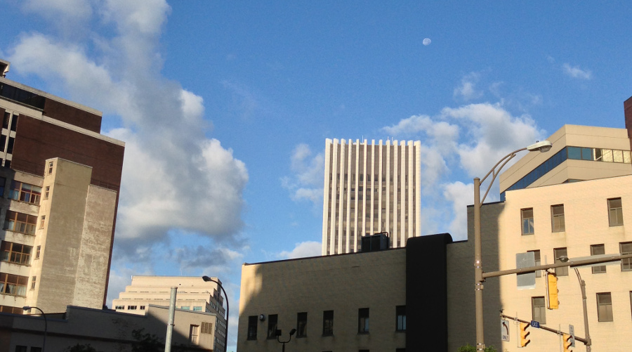 Chase Tower in Rochester